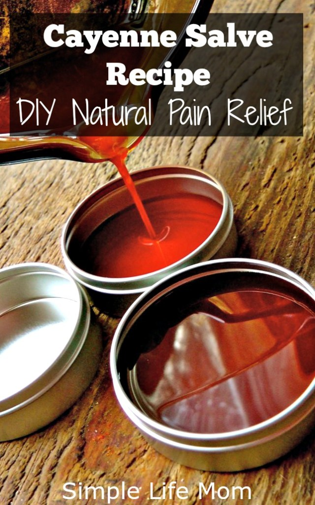 These DIY salves are great to have on hand for any ailment you might have. They might even change your life!