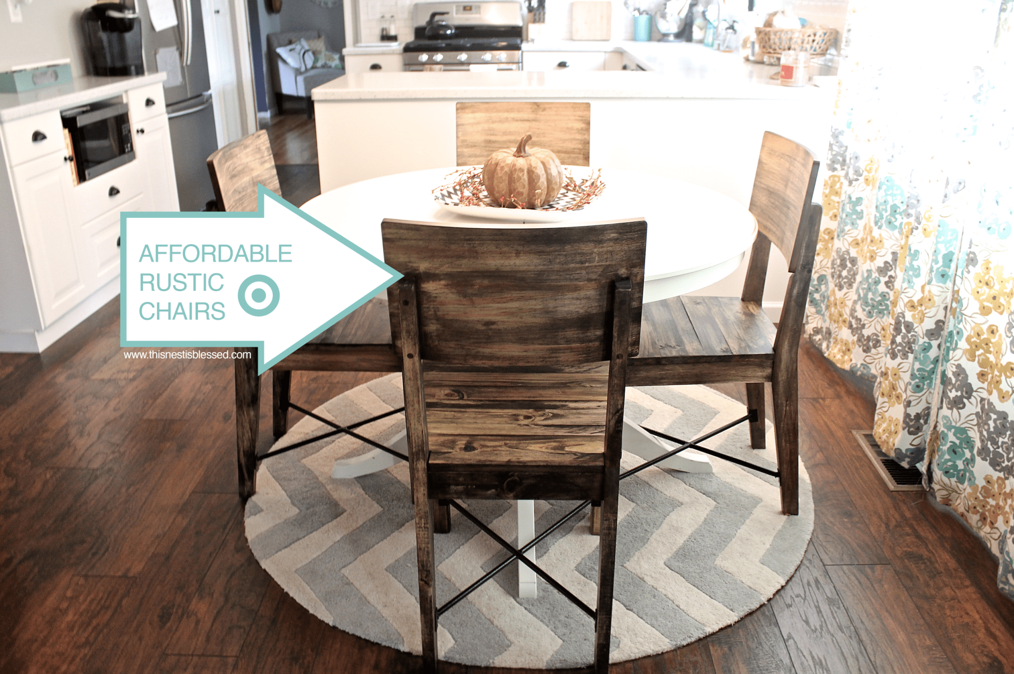 This Nest Is Blessed DIY Learned and Shared : Affordable Rustic Chairs Mudhut Perdana Dining Chairs Target from thisnestisblessed.wordpress.com size 2048 x 1361 png 1264kB