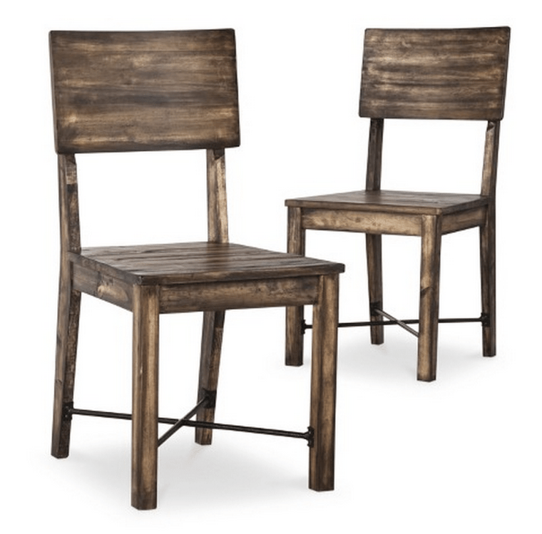 Mudhut Perdana Dining Chair Set _ Target Set of 2