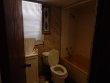 Bathroom (planning on renovating)