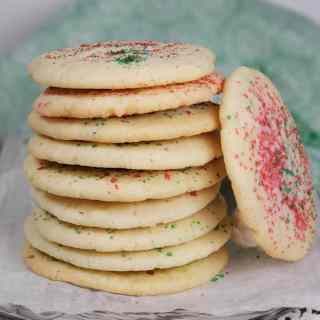 Best Old Fashion Sugar Cookies