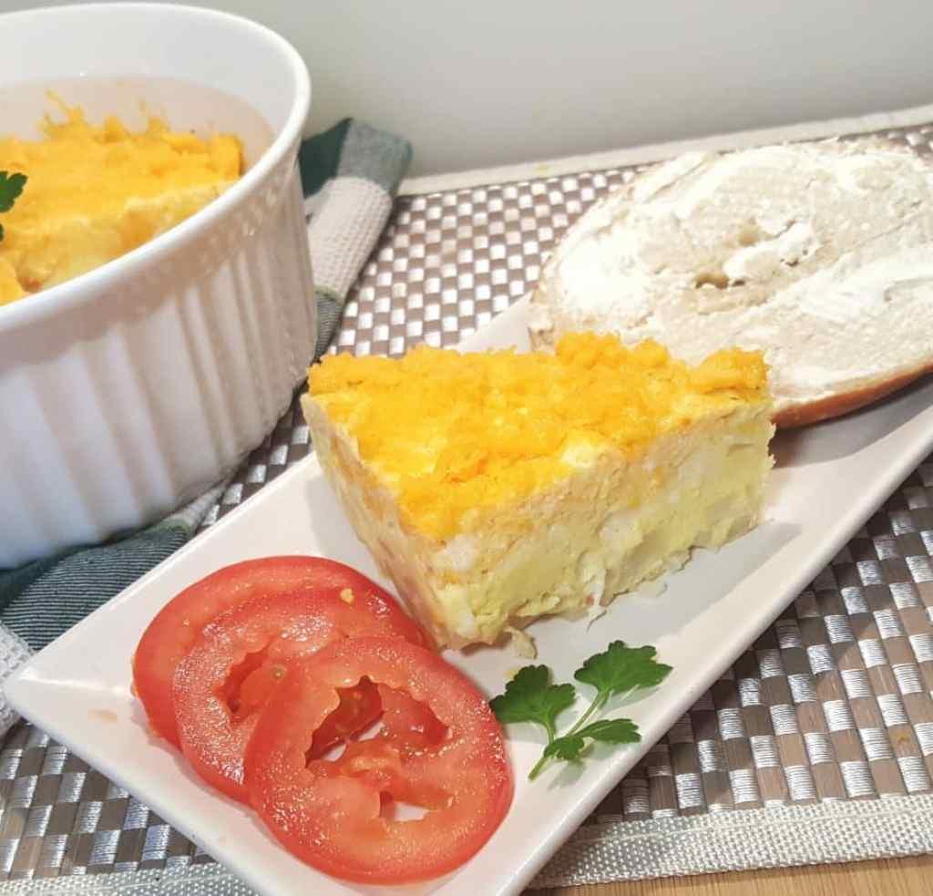 Pressure Cooker Spanish Tortilla {Potato Egg Frittata}