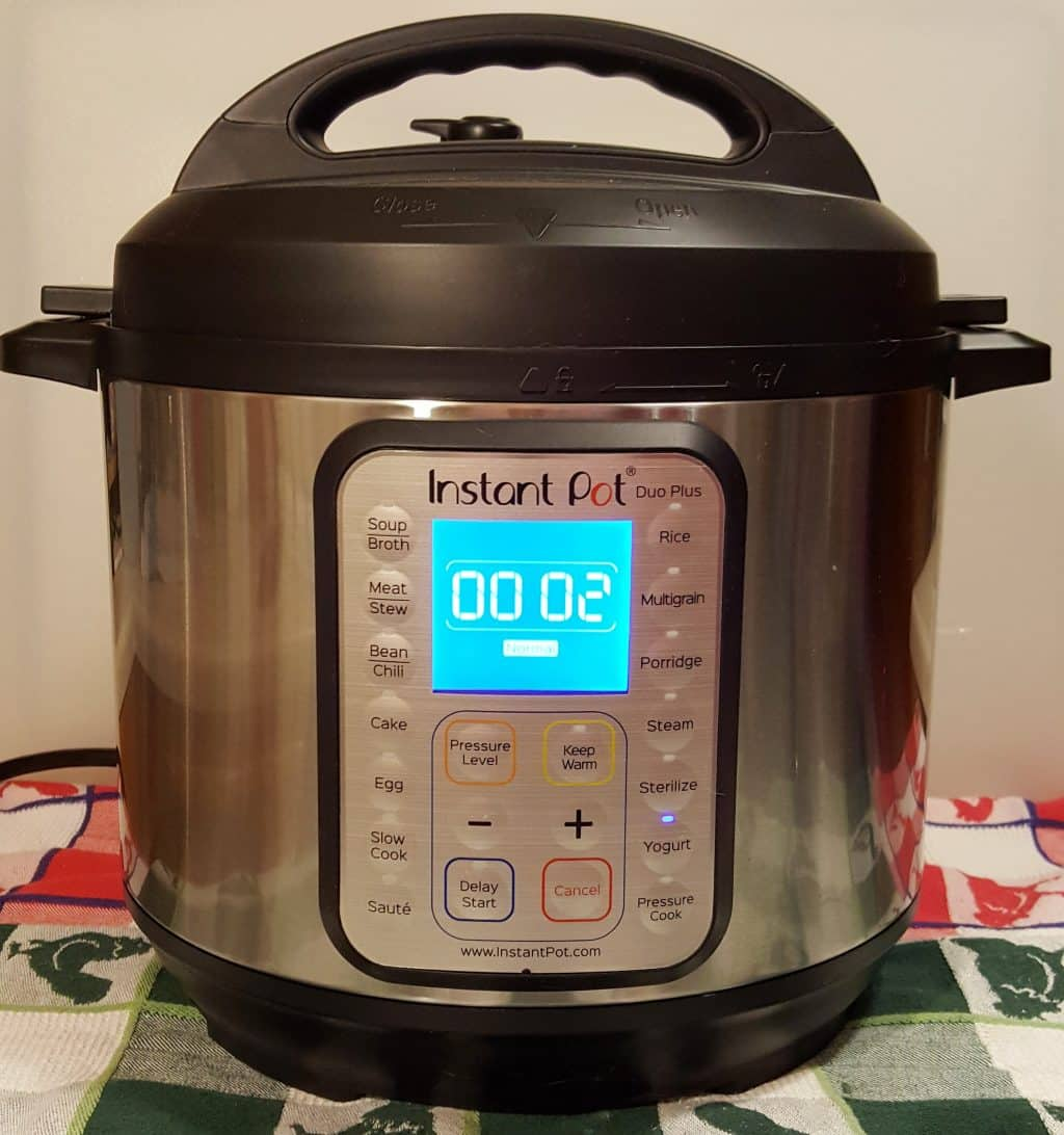 The Instant Pot will Count UP!!!