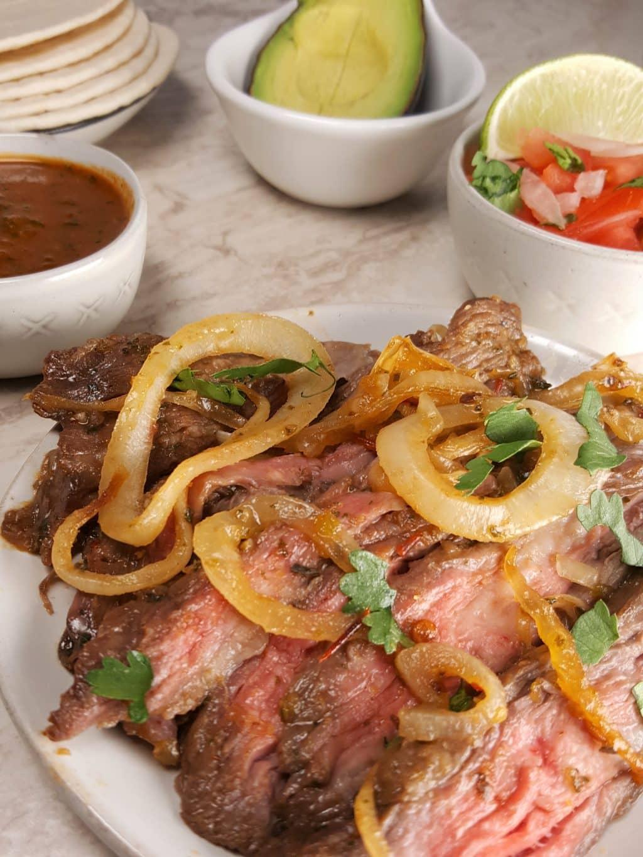 Air Fryer Carne Asada Recipe