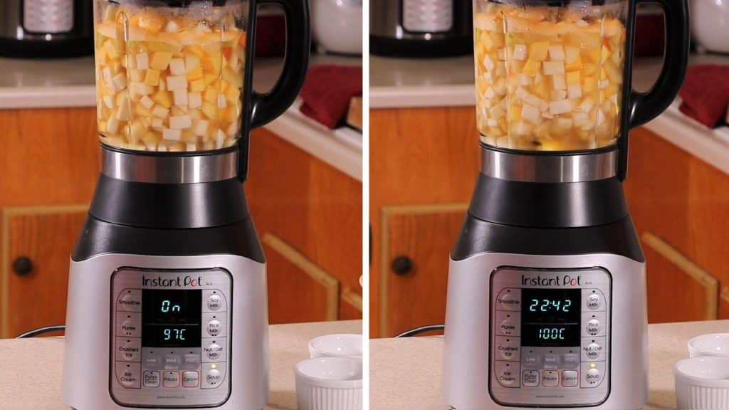 Instant Pot ACE Heats to Boiling