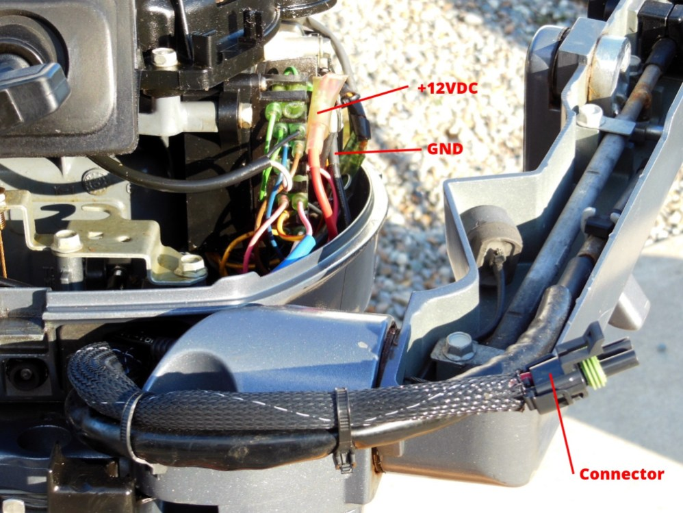 Upgrade Your Outboard Motor to Charge Your Battery – The $tingy Sailor