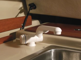 Upgrade your galley with an electric water pump