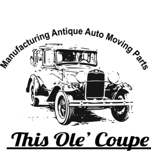 This Ole Coupe Manufacturing Antique Auto Moving Parts