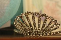 A mermaid tiara