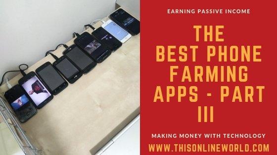 Best-Phone-Farming-Apps