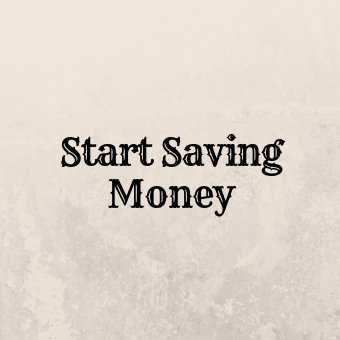 Money saving tools