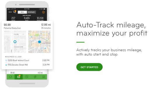 hurdlr mileage tracking app