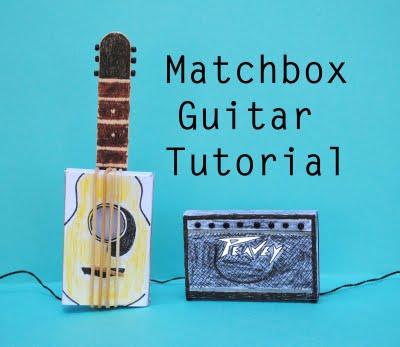 matchbox guitar 5