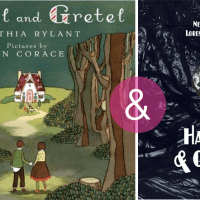 one fairy tale, two versions: hansel & gretel