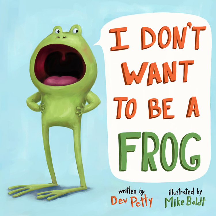 i don't want to be a frog: on dialogue