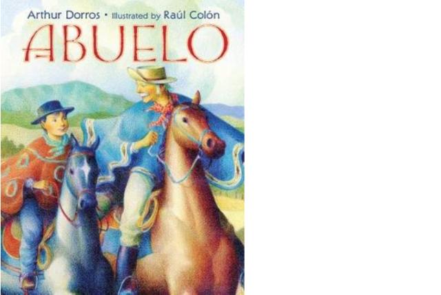 abuelo-picture-book