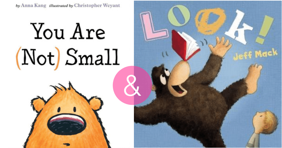 Picture Book Wordplay You Are Not Small Look This Picture