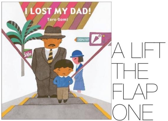 I-LOST-MY-DAD-TARO-GOMI