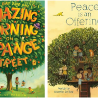 10 middle grade novel / picture book pairings