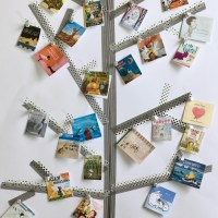 picture book wish tree craft