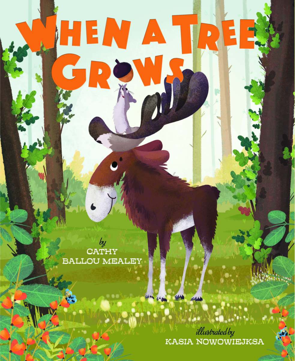 when a tree grows cover reveal!