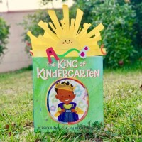 the king of kindergarten + crown craft!