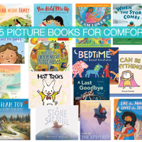 15 picture books for comfort