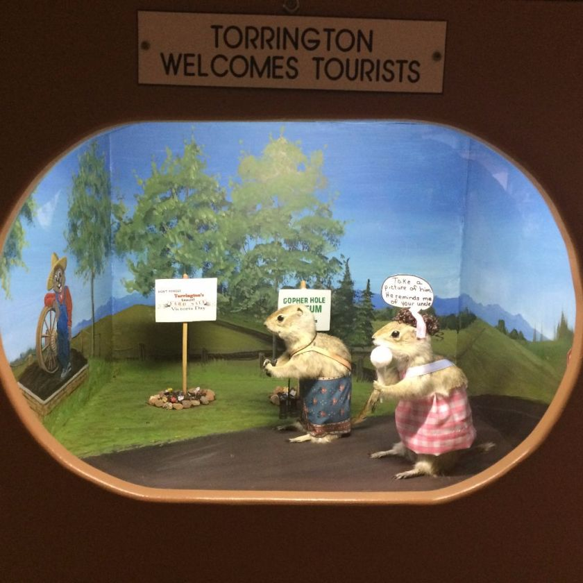 Torrington Gopher Museum