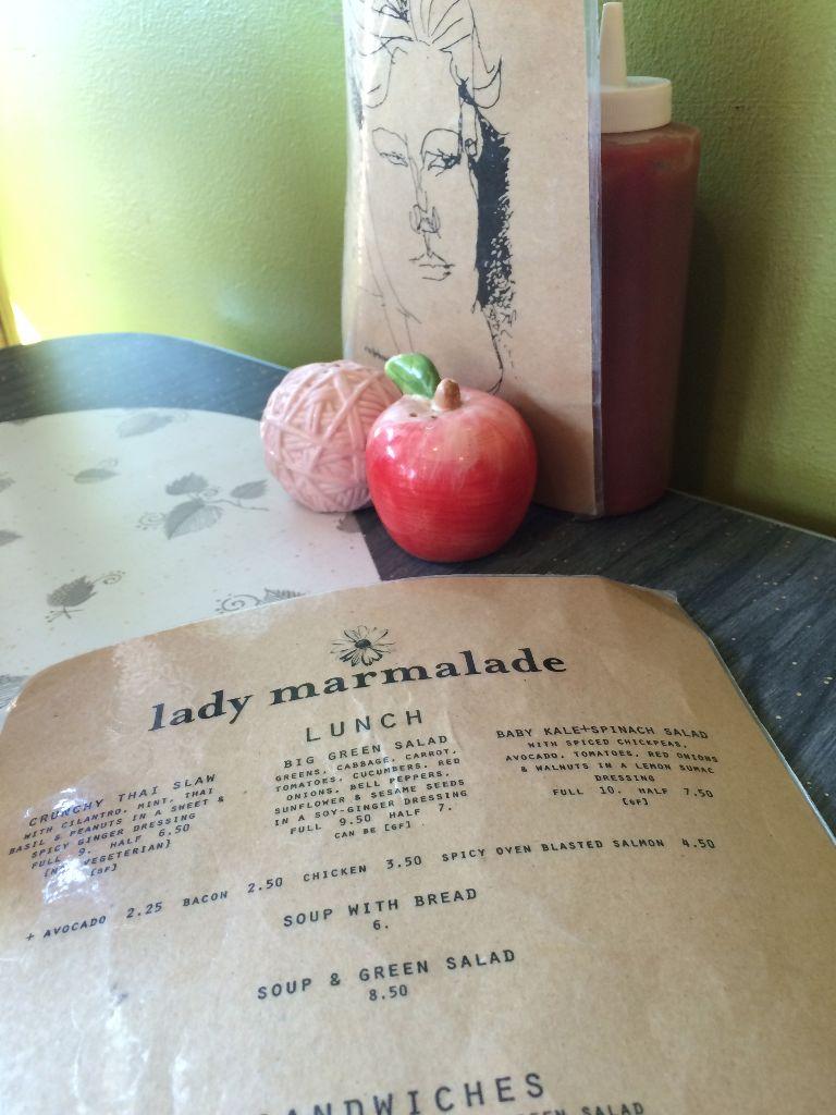 Lady Marmalde