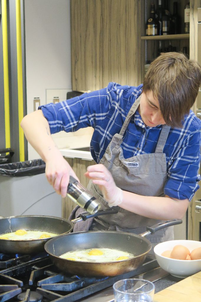 Brunch at Get Cooking YEG