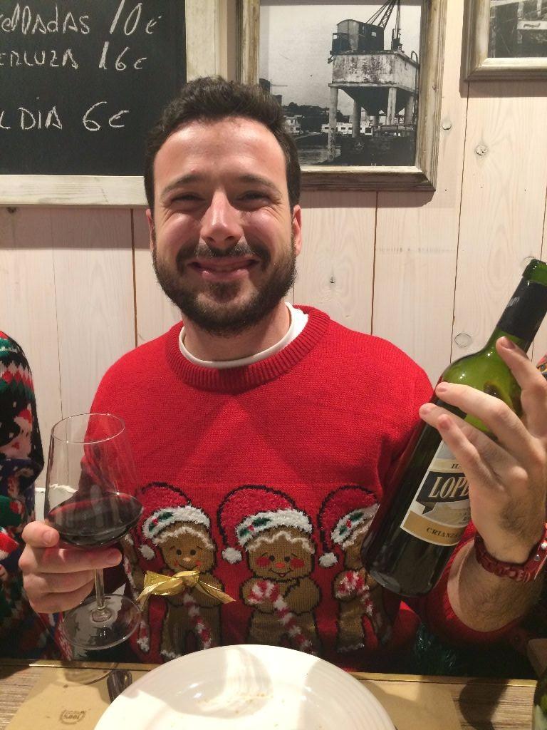 Christmas in Santander
