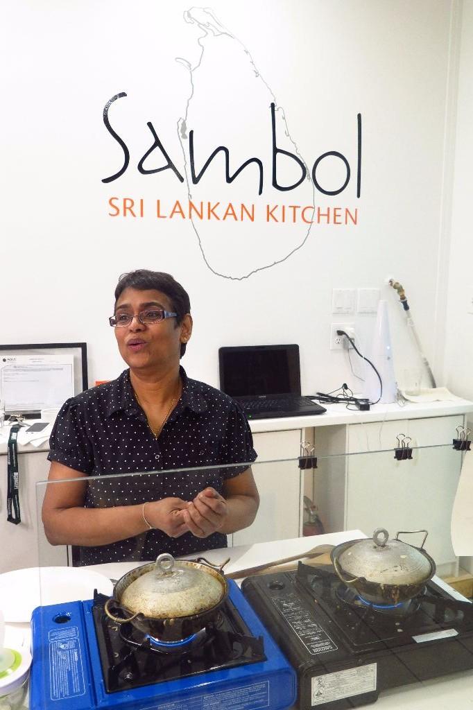 Sambol Kitchen
