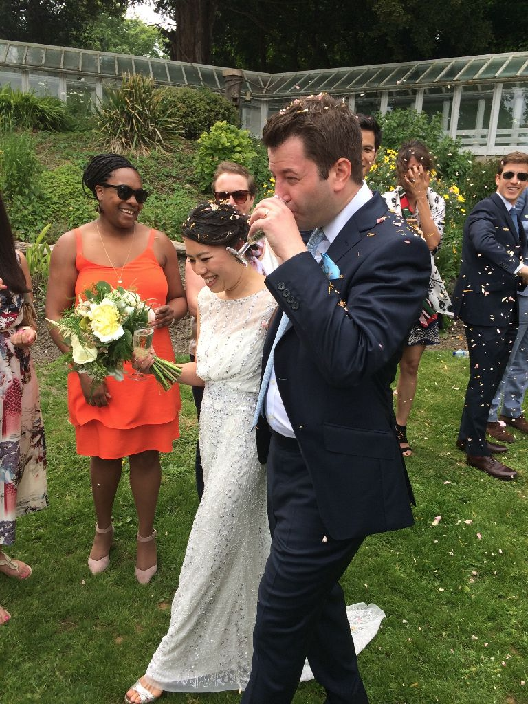 An Isle of Wight Wedding
