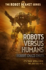 ROBOTS VERSUS HUMANS (Large)