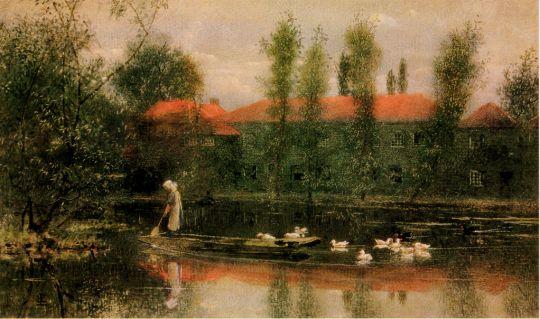 1024px-L_L_Pocock_Pond_at_Merton_Abbey