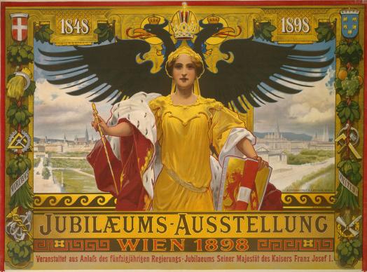 Plakat_Jubiläumsausstellung_1898
