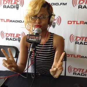 This Chick Is Breaking Internet Radio: One On One With Tiara LaNiece of DTLR Radio (3/6)