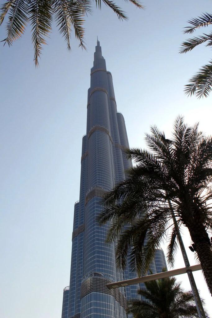 Is It Safe to Travel to Dubai? The Burj Khalifa in Dubai
