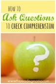 How to Ask Questions to Check Comprehension | This Reading Mama