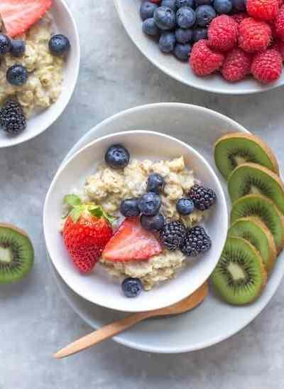 5 Great Pre-race Breakfasts