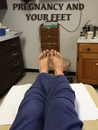 Does Pregnancy Change Your Feet