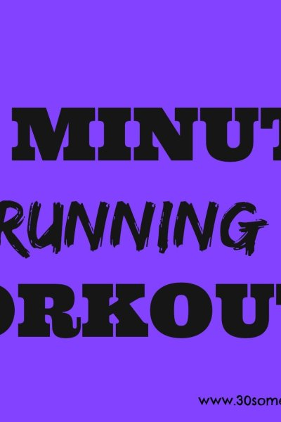 20 minute running workouts