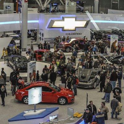 New England International Auto Show