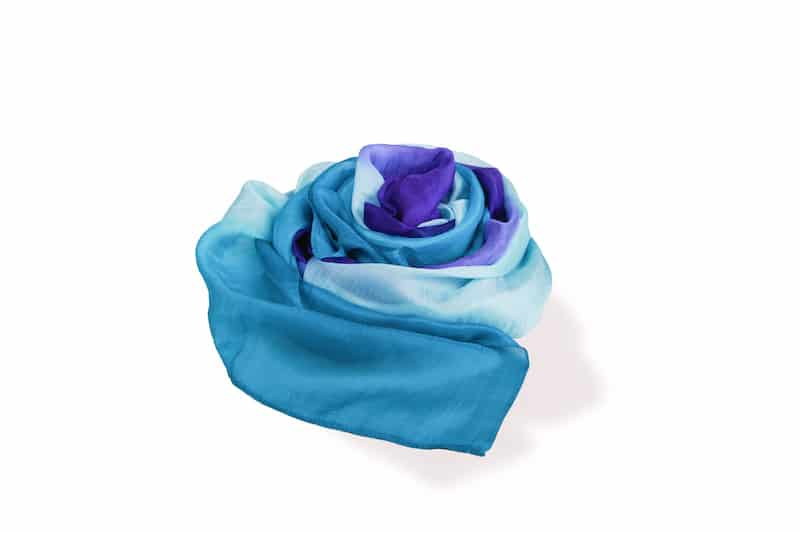 Handcrafted Gift - Silk Scarf