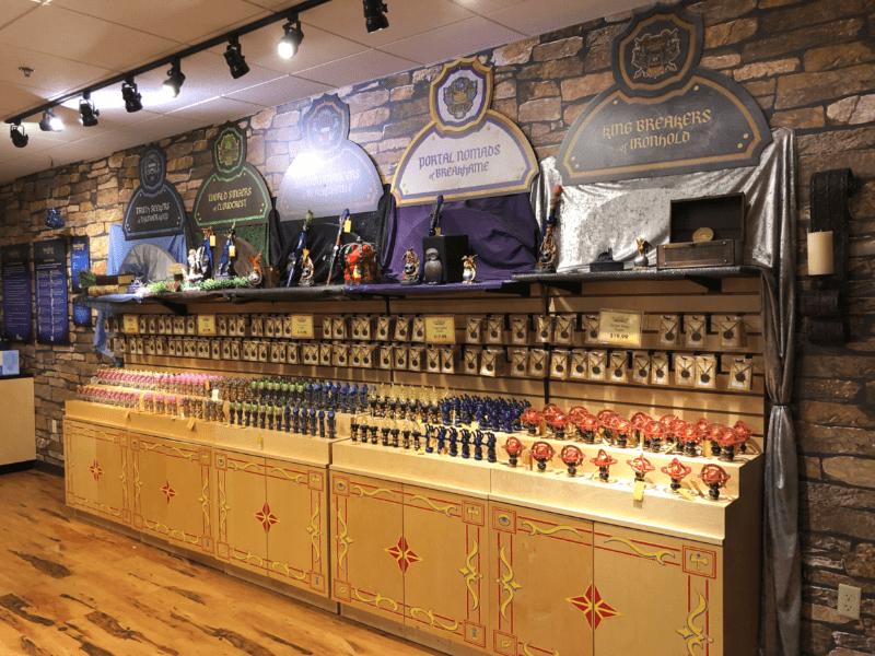 MagiQuest Store