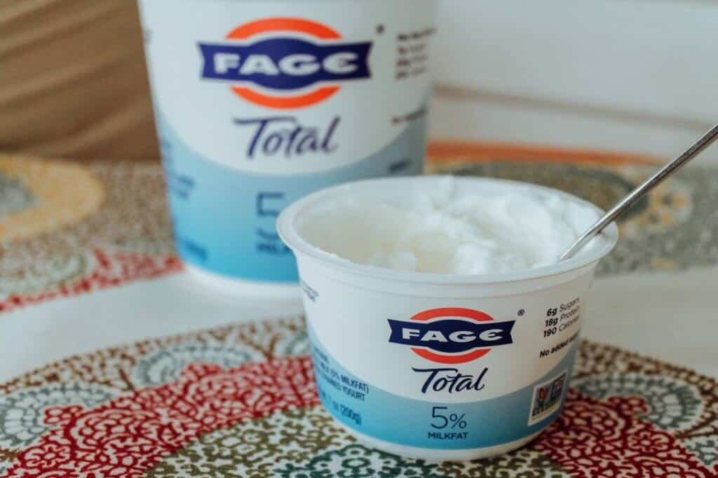 FAGE Total 5% Plain Yogurt