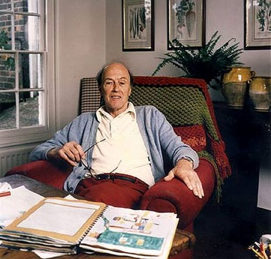 Image result for picture of roald dahl