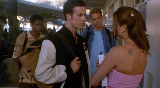 Image result for paul walker and jodi lyn o'keefe shes all that