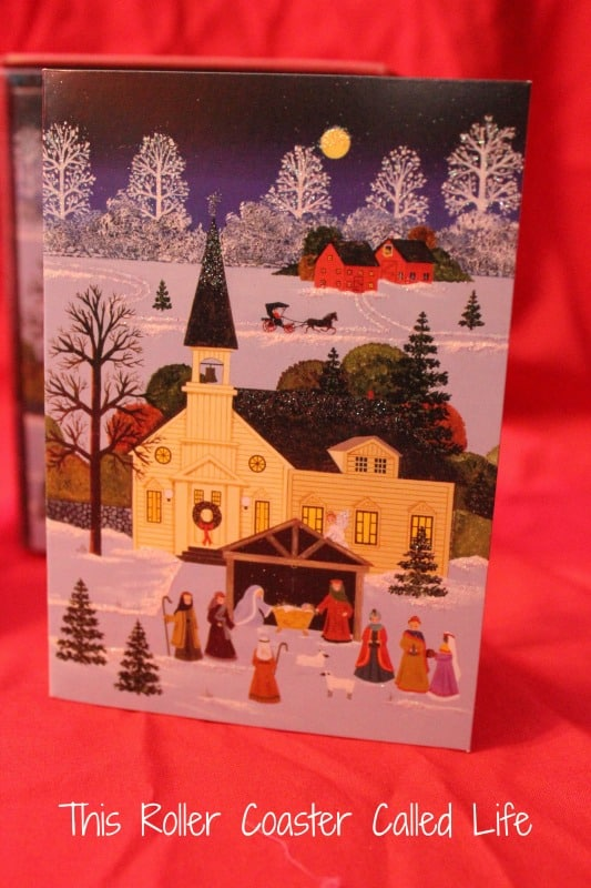 Christmas Cards From Peter Pauper Press This Roller