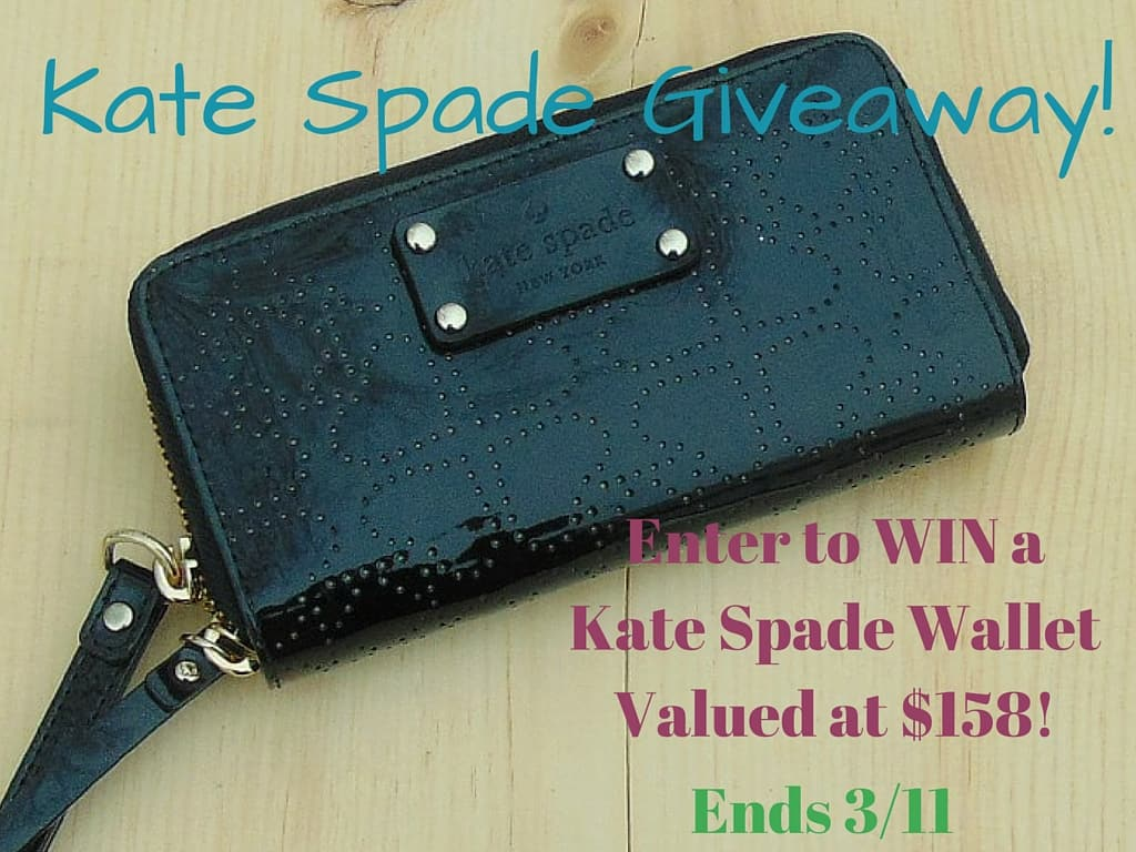 Kate Spade Giveaway